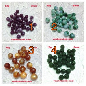 20g hạt nhựa size 8-10mm N4AS